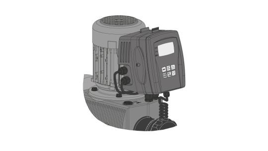 Съемная панель управления (ЧМИ)